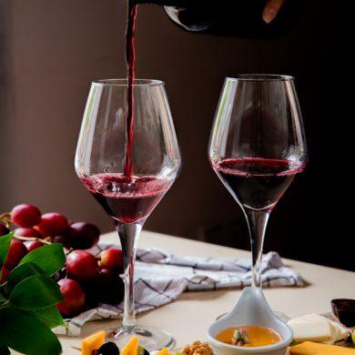 czy picie wina jest zdrowe